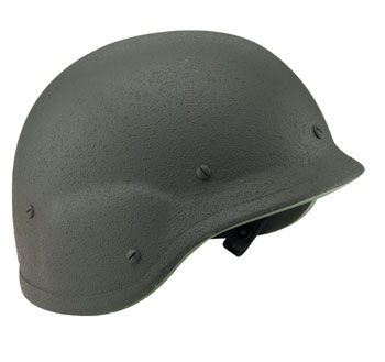 G.I. Style ABS Plastic Helmet -NOT FOR PROTECTIVE USE! Black