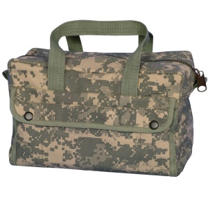 New Army Tool Bag in Digital Pattern Camouflage