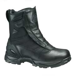 8 SHROUD Leather/Nylon Water Proof Boots. Motorcycle Boots.