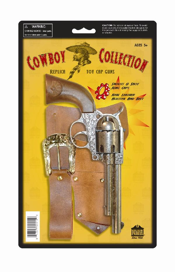 Big tex cap pistol With Holster