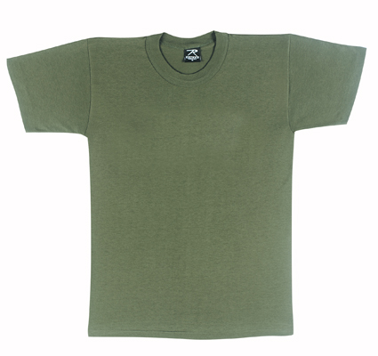 GI Foliage Green T-shirt is tobe Worn with ACU Uniform