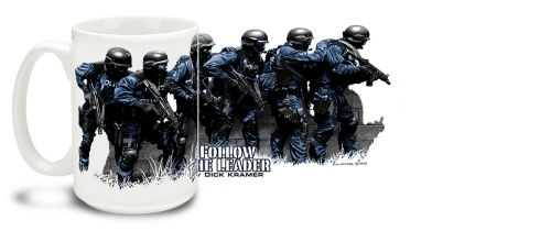 Follow the Leader Mug