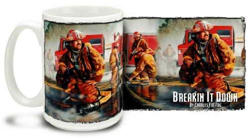 Breakin It Down Mug