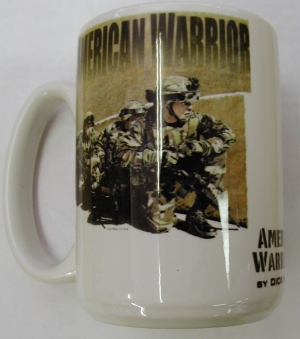 American Warrior II Mug