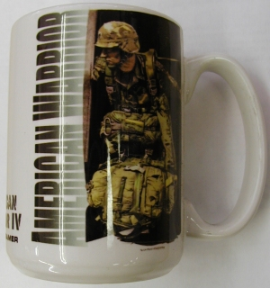 American Warrior IV Mug