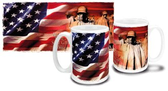 Korean War Mug