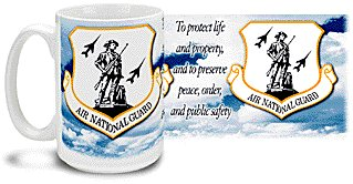 Air National Guard Mug