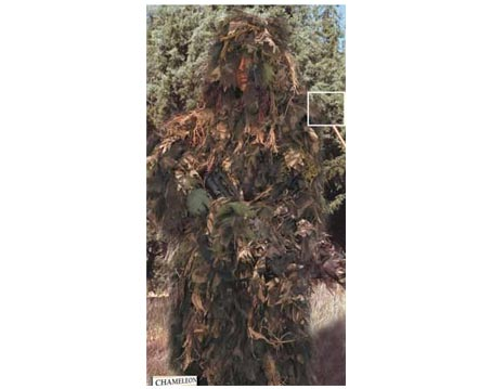 Chameleon Ghillie Suit Outstanding Blending Ability