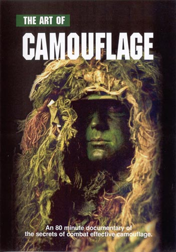 DVD Art Of Camoflauge