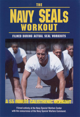 DVD Navy Seals Workout