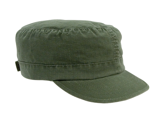 Women's Vintage OD Cap Adjustable