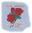 US Army Mom Decal