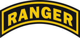 Ranger 7 Inch Decal