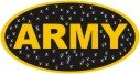 Army Special Glitter Ink Carcal