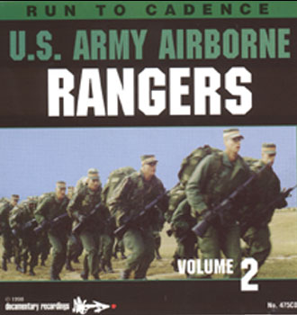 CD Vol II U.S. Army Airborne Rangers
