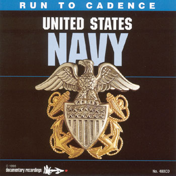 CD U.S. Navy Run To Cadence