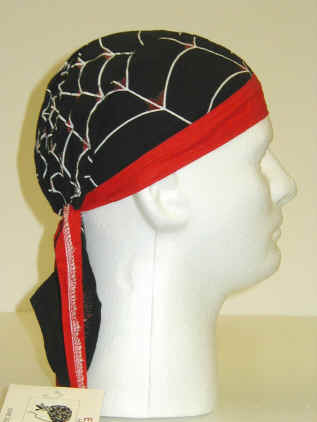 Headwraps- Spider One size fits all
