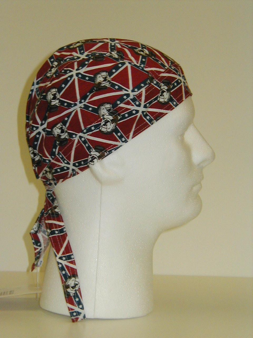 Headwraps- Bulldog One size fits all