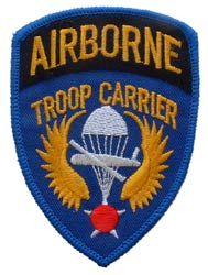 Patch- USAF Airborne Troop Carrier