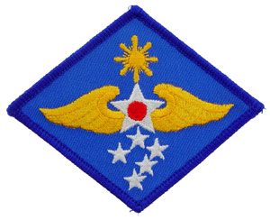 Patch- USAF Far East