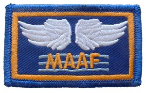 Patch -USAF Mediterranean