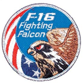 Patch-USAF F-16 Fighting Falcon