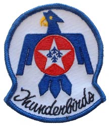 Patch-USAF Thunderbirds