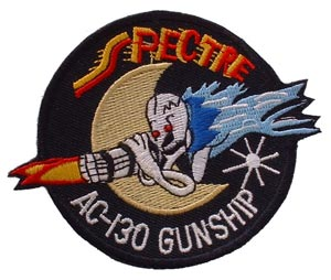 Patch-USAF Spectre AC-130
