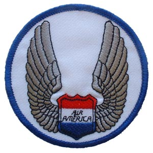 Patch-USAF Apl Air America
