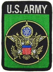 Patch-Army Logo Rectangle