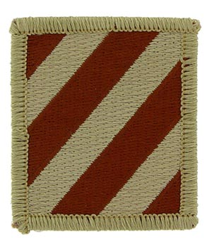 Patch-Army 3rd Infantry Division