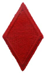 Patch-Army 5th Infantry Division