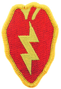 Patch-25th Infantry Division