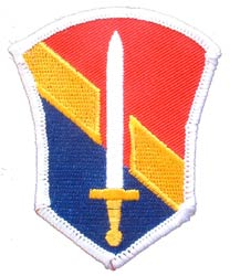 Patch-Army 1st Field FRC