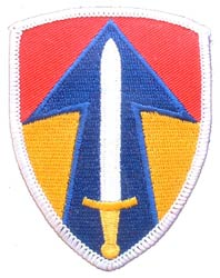 Patch-Army 11th Field Force