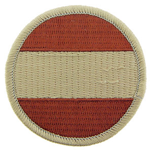 Patch-Army Ground Forces