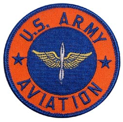 Patch- Army Aviation With Wings