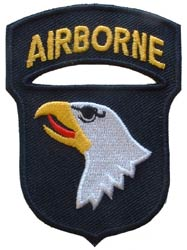 Patch-Army 101st Airborne