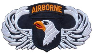 Patch-Army 101st Airborne Wing