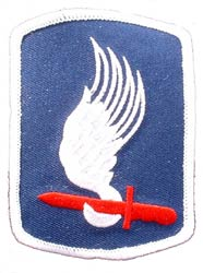 Patch-Army 173rd Airborne