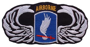 Patch-Army 173rd Airborne Wing