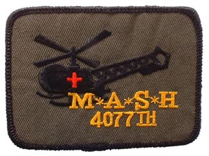 Patch-Army MASH 4077TH