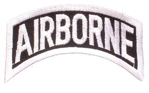 Patch-Army Airborne Tab