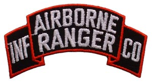 Patch-Army Airborne Ranger INF