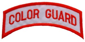 Patch-Army Color Guard