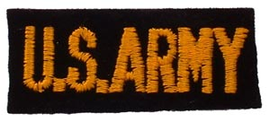 Patch-Army Tab