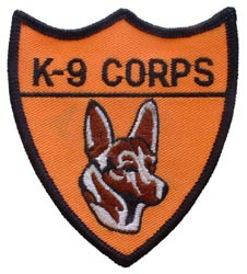 Patch- K-9 Corps