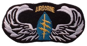 Patch-Special Forces 5th Wing