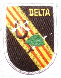 Patch-Special Forces Delta Force