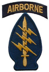Patch-Special Forces Airborne